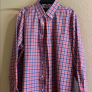 Gently used Men's Casual Button Down Shirt